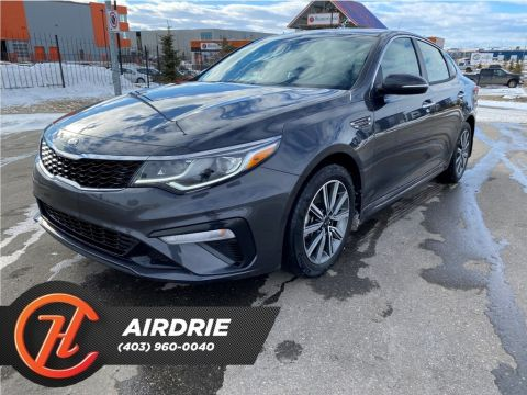 Pre-Owned 2019 Kia Optima LX+ Auto