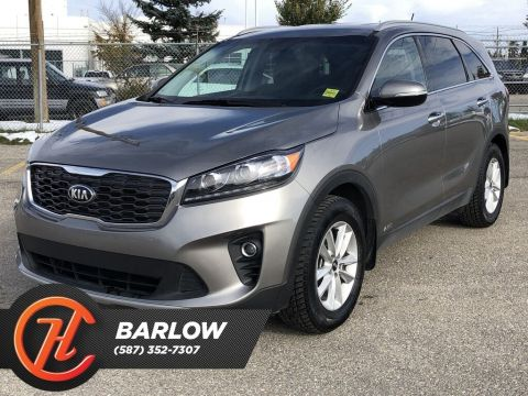 Pre-Owned 2019 Kia Sorento EX 7-Seater / Leather / Back up cam