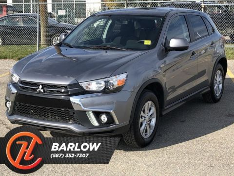 Pre-Owned 2019 Mitsubishi RVR SE / Heated seats / Back up cam