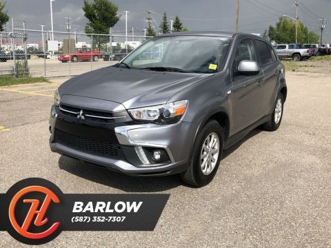 Pre-Owned 2018 Mitsubishi RVR SE / Back up camera / Bluetooth