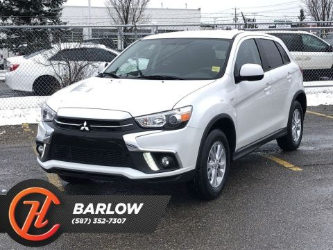 Pre-Owned 2019 Mitsubishi RVR SE / Back up cam / Heated seats