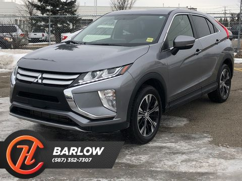 Pre-Owned 2019 Mitsubishi Eclipse Cross ES S-AWC / Back up cam / Heated seats