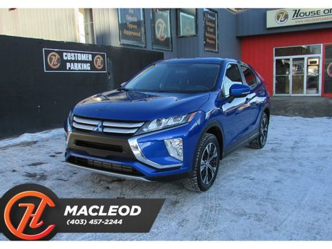 Pre-Owned 2019 Mitsubishi Eclipse Cross ES S-AWC -Ltd Avail-