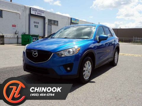 Pre-Owned 2014 Mazda CX-5 GS w/ Bluetooth,Navigation,Backup Cam