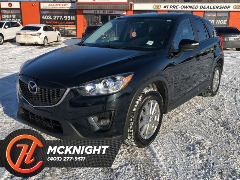 Pre-Owned 2015 Mazda CX-5 AWD 4dr Auto GS / Back up cam / Sunroof