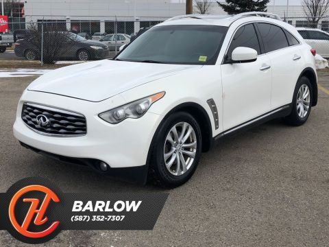 Pre-Owned 2011 INFINITI FX35 AWD 4dr / Leather / Sunroof