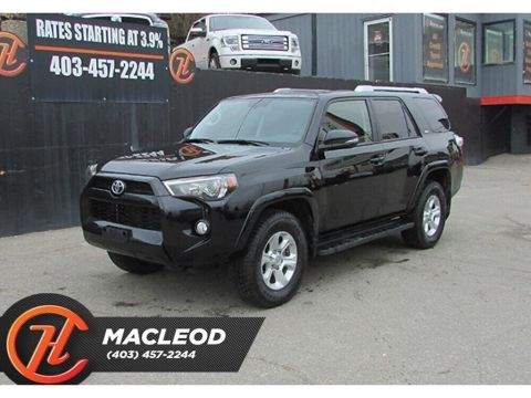 Pre-Owned 2016 Toyota 4Runner SR5,Bluetooth,Backup Cam,Leather seats. AWD