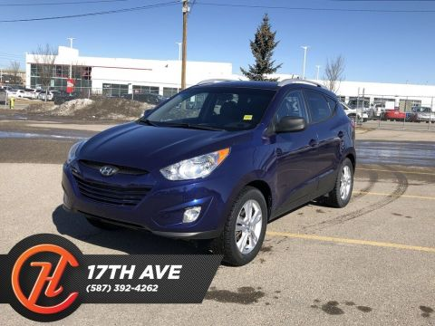 Pre-Owned 2010 Hyundai Tucson GLS / Leather / Bluetooth