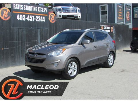 Pre-Owned 2011 Hyundai Tucson GLS,Bluetooth,Heated Seats,AWD