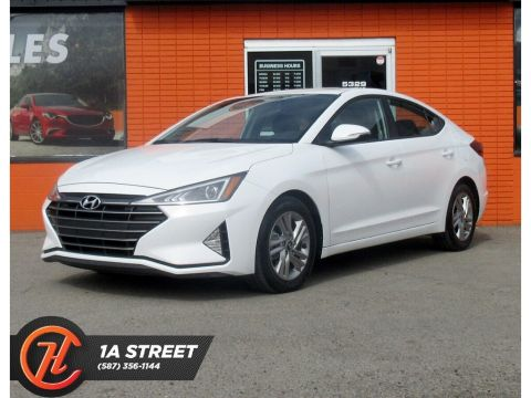 Pre-Owned 2019 Hyundai Elantra SEL/w/Sun/BACKUP CAM/HEATED SEATS/ APPLE CARPLAY
