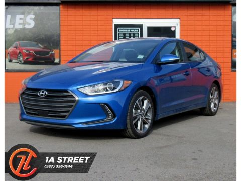 Pre-Owned 2018 Hyundai Elantra GLS/HEATED SEATS/HEATED STEERING WHEEL/BACKUP CAM