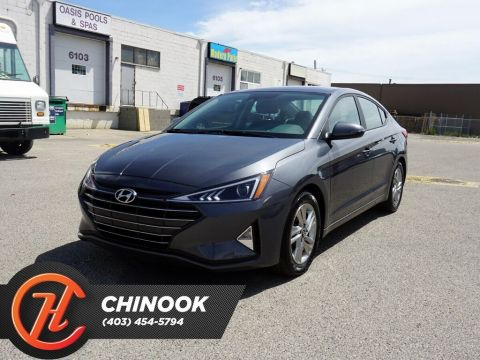 Pre-Owned 2019 Hyundai Elantra Preferred w/ Heated Seats,Bluetooth,Backup Cam