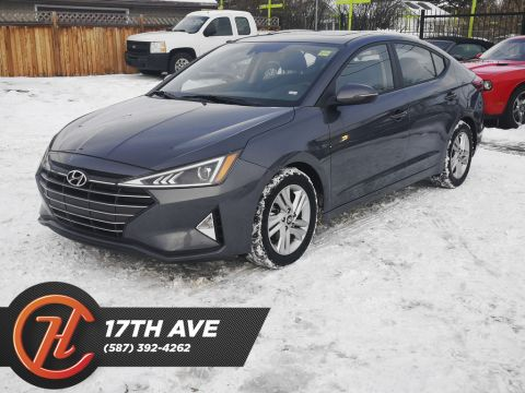 Pre-Owned 2019 Hyundai Elantra Preferred/ Heated Seats/ Bluetooth/ Back Up Camera