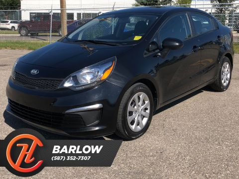 Pre-Owned 2017 Kia Rio 4dr Sdn LX / Heated seats / Hands free