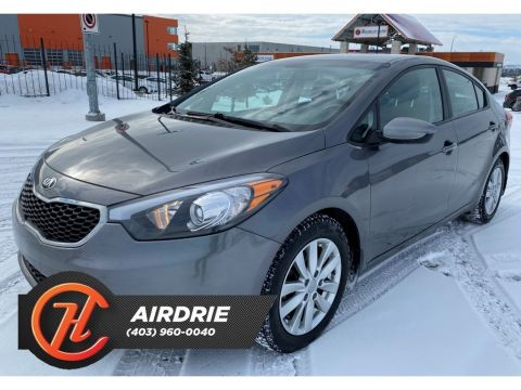 Pre-Owned 2016 Kia Forte 4dr Sdn Man LX