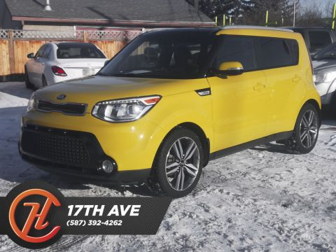Pre-Owned 2015 Kia Soul Soul SX Luxury / Navi / Bluetooth / Heated seats