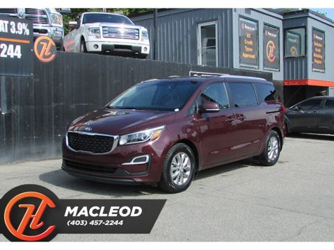 Pre-Owned 2019 Kia Sedona LX,Bluetooth,Backup Cam,Heated Seats
