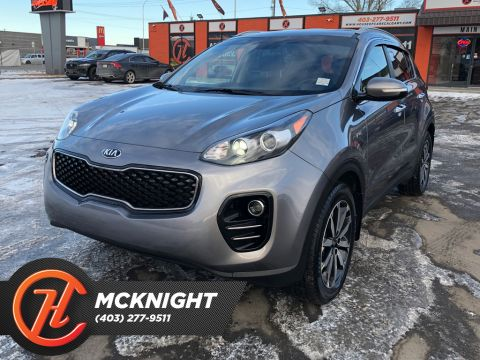 Pre-Owned 2017 Kia Sportage Heated seats / Back up cam