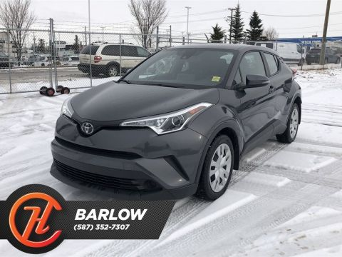 Pre-Owned 2019 Toyota C-HR Back up Camera / Lane Departure Warning