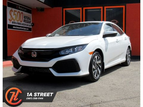 Pre-Owned 2018 Honda Civic LX/HEATED SEATS/ECO/BLUETOOTH/MORE