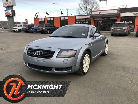 Pre-Owned 2002 Audi TT Leather