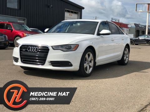 Pre-Owned 2013 Audi A6 2.0T (Tiptronic)