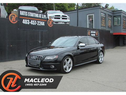 Pre-Owned 2011 Audi S4 3.0 Premium (S tronic),Sunroof,Back up cam,AWD