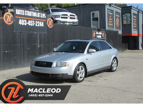 Pre-Owned 2003 Audi A4 3.0 (A5) quattro Mechanic special