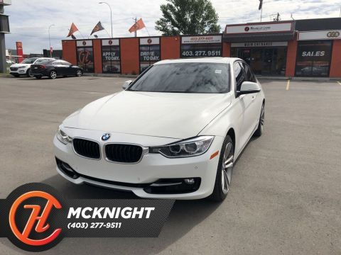 Pre-Owned 2015 BMW 328I 328Xi / Leather / Sunroof / Cam / Nav