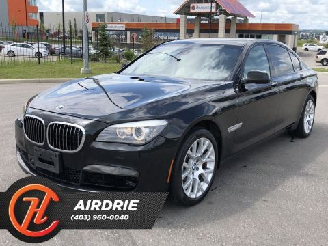 Pre-Owned 2011 BMW 7 Series Li xDrive